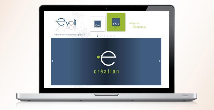 Ingénierie et création graphique : agence Evoli