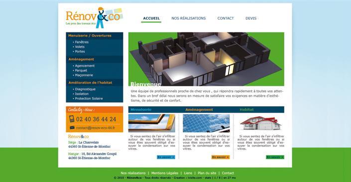 Rénovation Maison : Rénov éco 44
